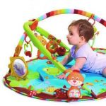 Игрушки для новорожденных детей от 0, 6 и 9 месяцев