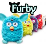 Интерактивная игрушка Furby Ферби