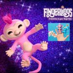 Интерактивные игрушки Fingerlings Фингерлингс