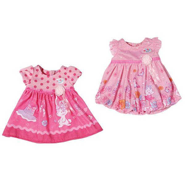 Беби Бон одежда для кукол платья Baby Born Zapf Creation 822-111