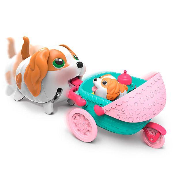 Chubby Puppies Набор Транспорт 56713 Спаниель