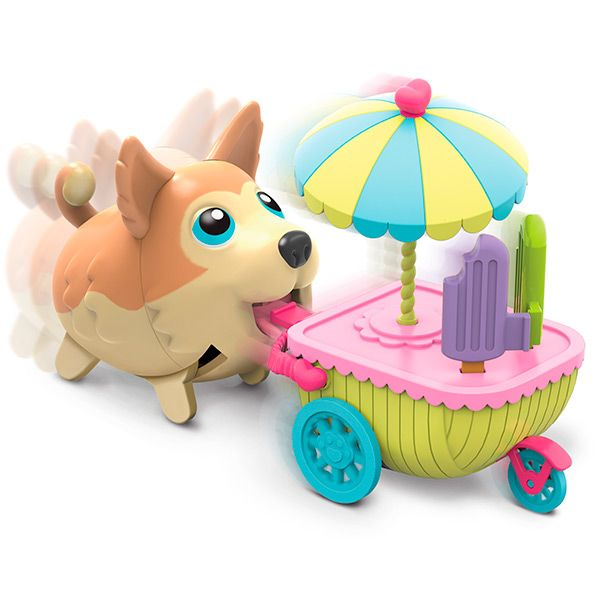Chubby Puppies Транспорт 56713 Хаски
