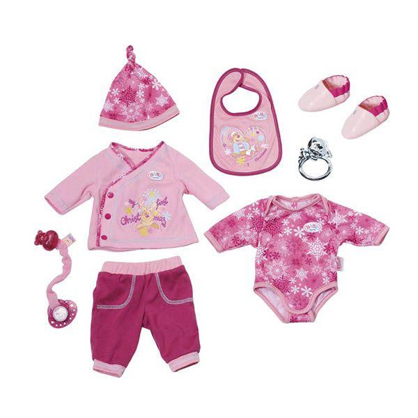 Одежда для куклы Беби Бон Готовимся к зиме Baby Born 822-326