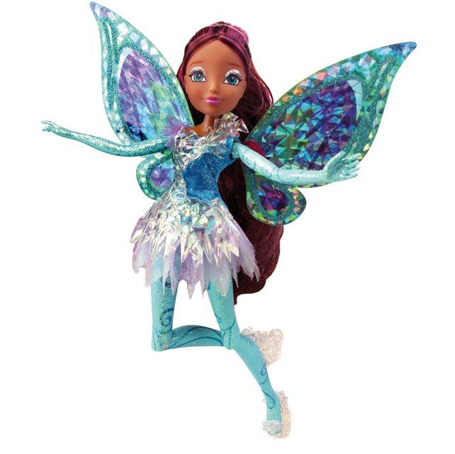 Кукла Винкс Лейла Тайникс Школа волшебниц 28 см IW01311500