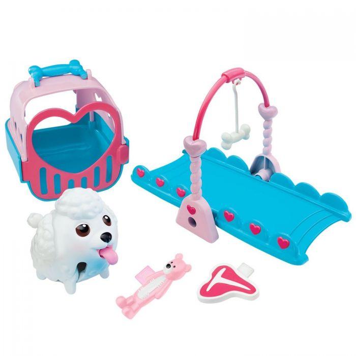 Набор Chubby Puppies Детская площадка 56701 Пудель