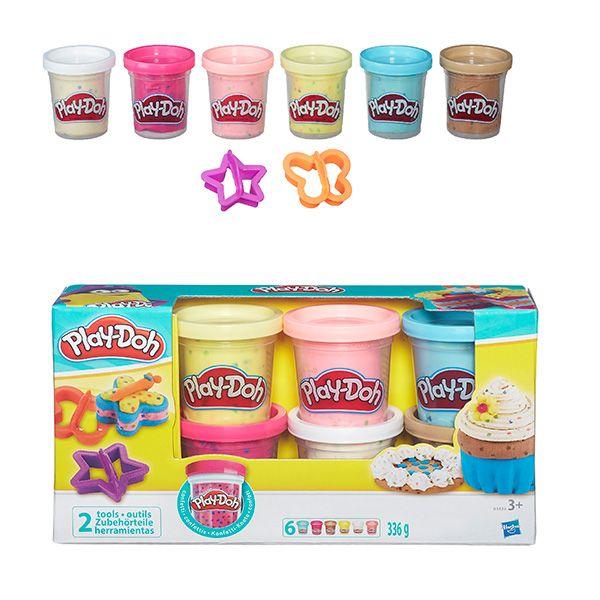 Набор пластилина Play-Doh с конфетти B3423