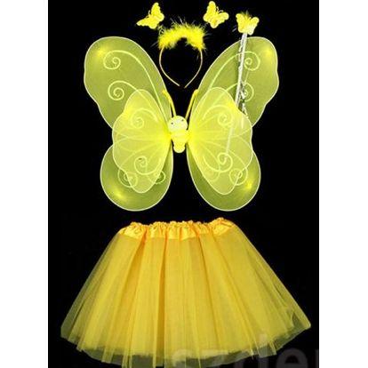 Карнавальный костюм Крылья бабочки  Е60856