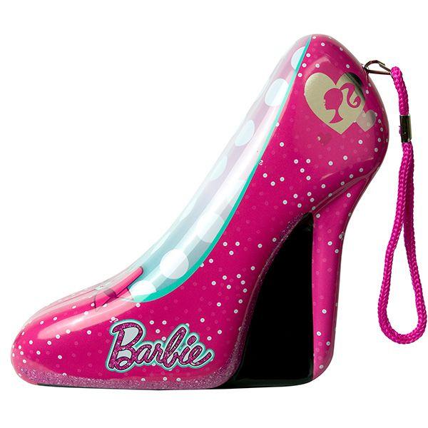 Детская декоративная косметика  Розовая туфелька Барби Markwins 9600751
