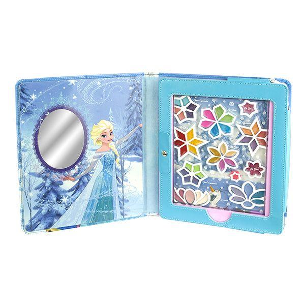 Детская косметика для девочек в чехле для планшета с зеркальцем Frozen 9607051