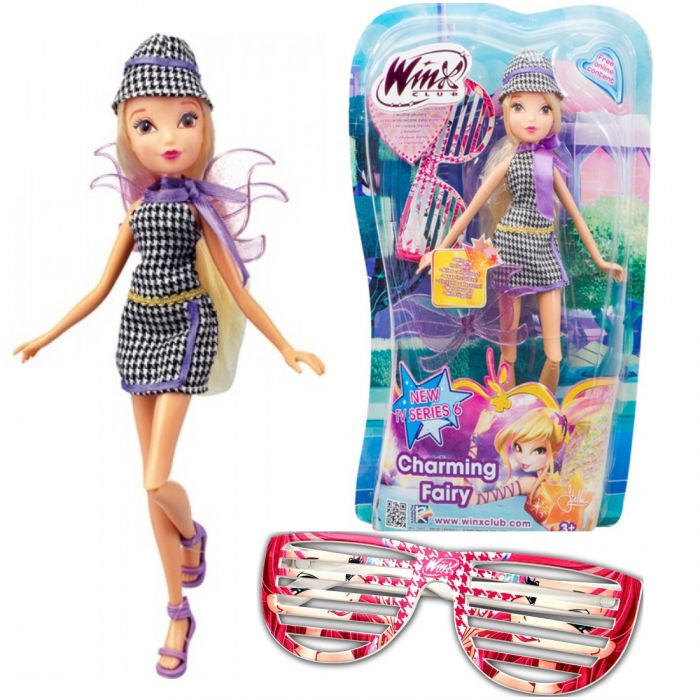 Winx Сlub Кукла Стелла Парижанка IW01011400