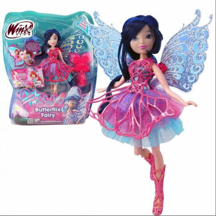 Кукла Винкс Муза Баттерфликс 28 см IW01131400