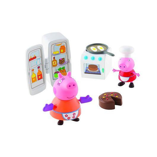 Свинка Пеппа  игровой набор Кухня Пеппы 31610