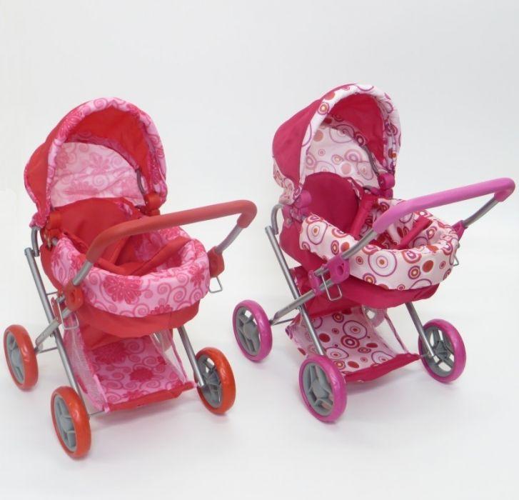 Детская коляска для кукол трансформер Melogo 9369