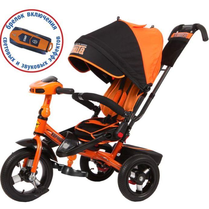 Детский велосипед трехколесный Super Formula SFA3O orange