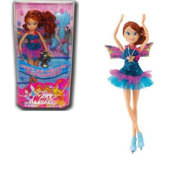 Кукла Винкс Winx Club Фигурное катание Блум 1121000B
