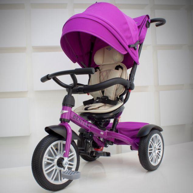 Трехколесный велосипед Bentley BN1F Fuchsia pink
