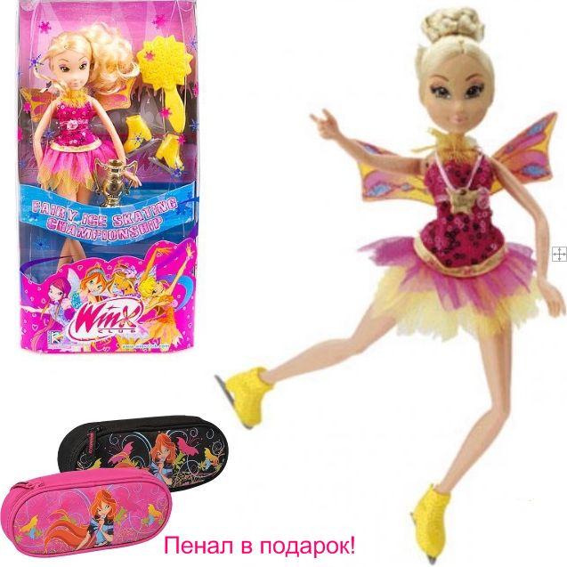 Кукла Винкс Winx Club Фигурное катание Стелла 1121000S
