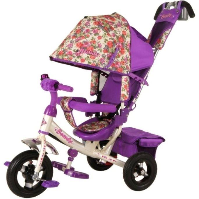 Детский трехколесный велосипед Beauty BA2F прованс