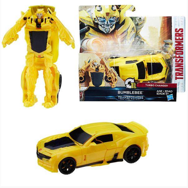Трансформеры 5 Уан-степ Transformers Бамблби C0884/C1311