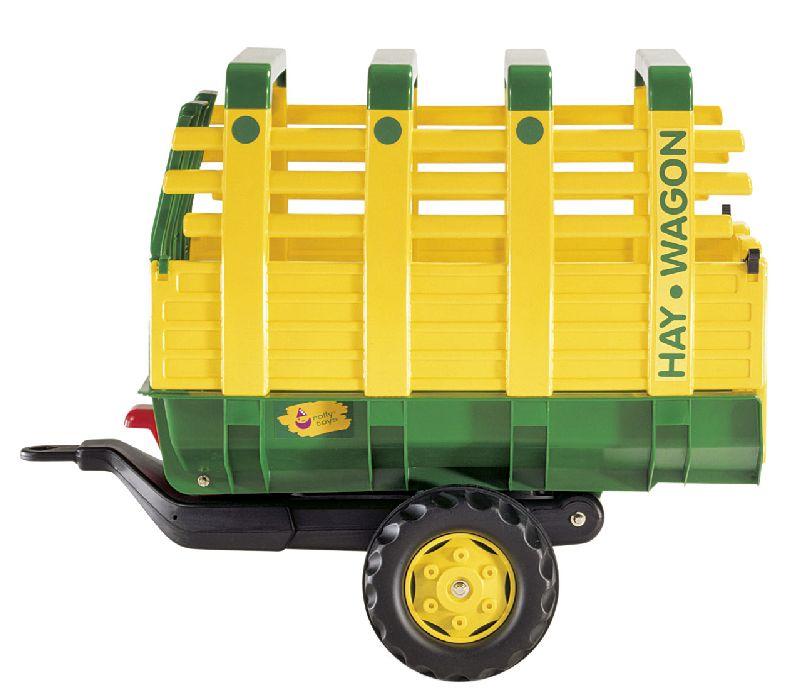 Прицеп для детского  трактора rollyHay Wagon 122981