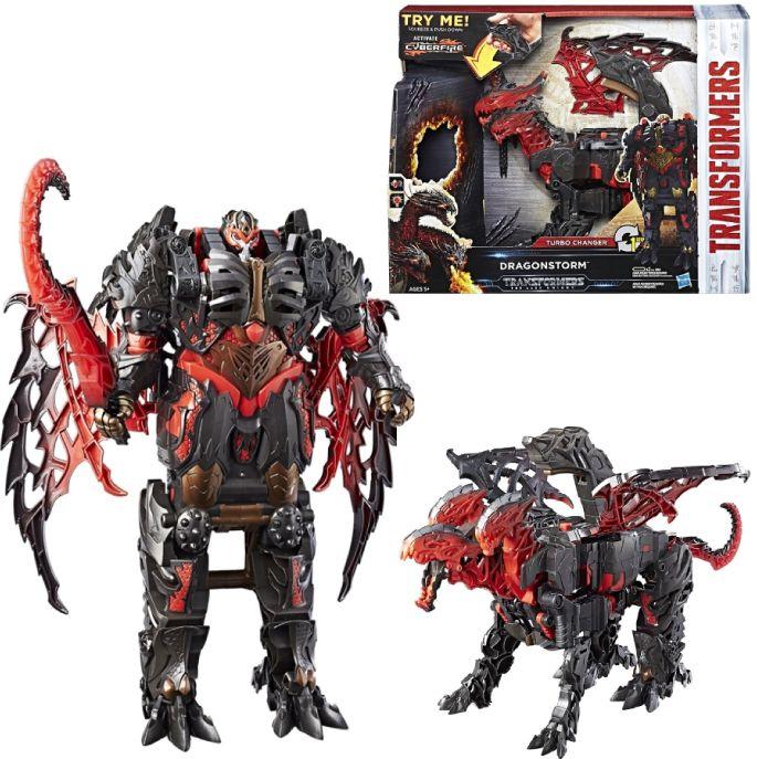 Робот-трансформер Турбо Дракон Dragonstorm 30 см C0934EU4