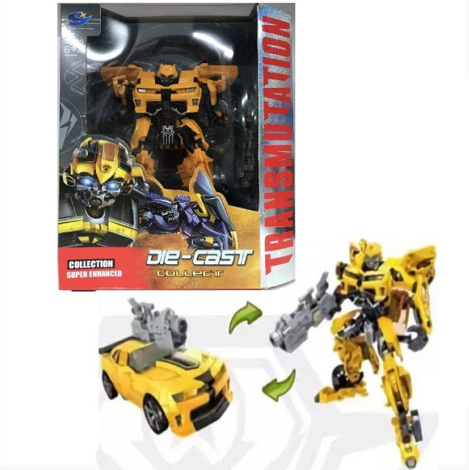 Робот-трансформер Бамблби Transmutation 91601