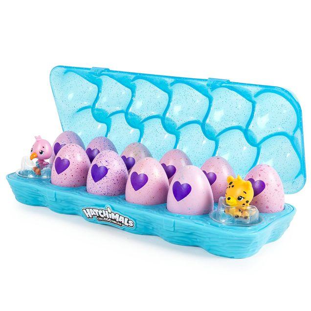 Hatchimals яйца с сюрпризом в наборе 12 шт  19116