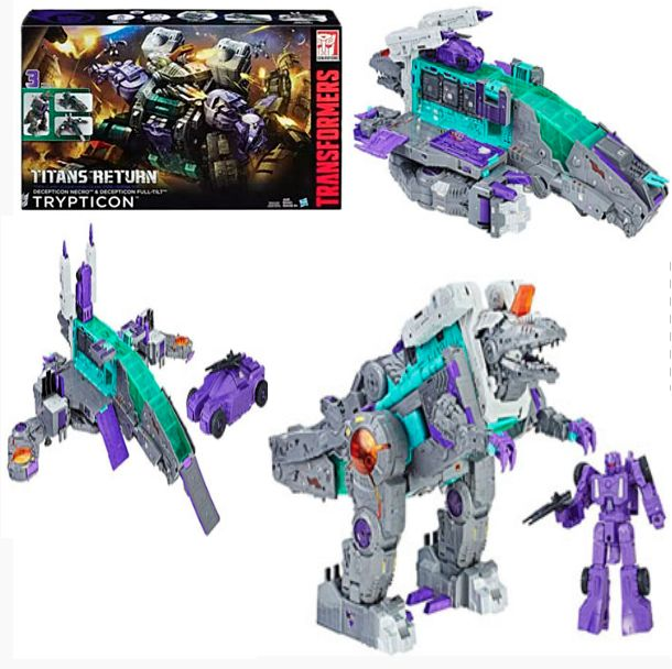 Трансформер  Триптикон Transformers Generations Hasbro C1735