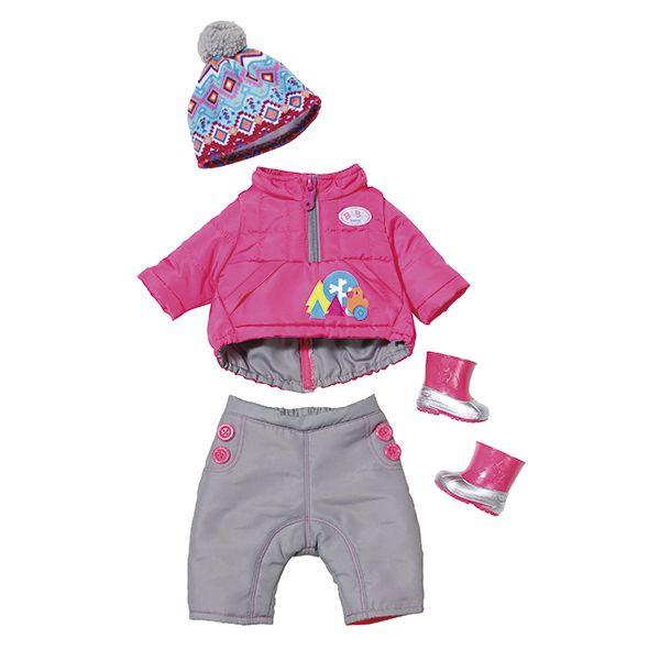 """Одежда для Беби Бон """"Зимние морозы"""" Baby born 823-811"""