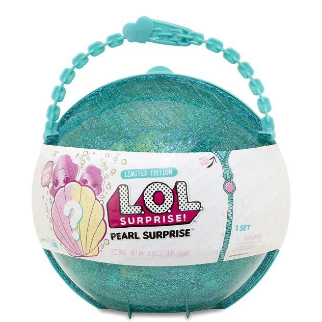 Шар Лол Жемчужный сюрприз LOL Pearl Surprise 551508