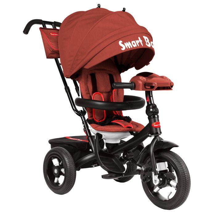 Трехколесный велосипед Smart Baby TS1BK кирпичный
