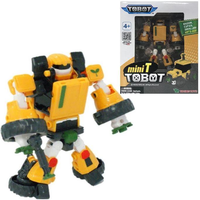 Игрушка мини Тобот Т 12 см  301077
