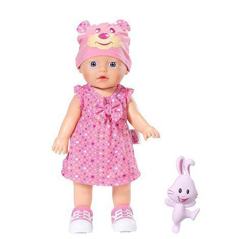 "Беби Бон кукла интерактивная ""Топ-топ"" Zapf Creation Baby born 32 см 823-484"