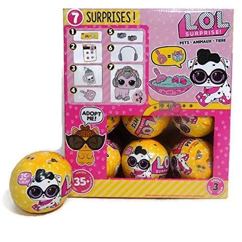 Лол питомцы LOL Surprise Pets 3-я серия 2-ая волна 549574/550747