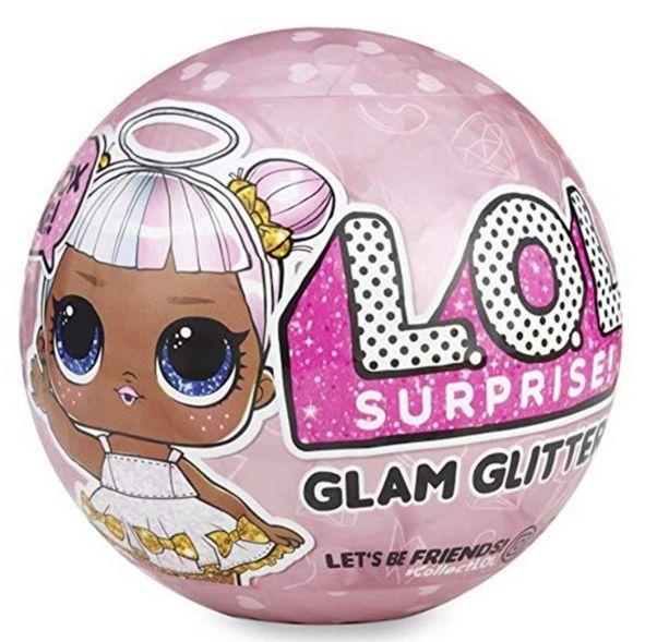 "Lol кукла сюрприз Glam Glitter 2-ая серия ""Блестящие"" 555605"