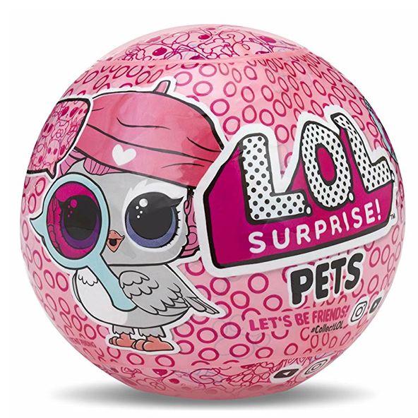 LOL Surprise Pets питомцы Лол 4-я серия Глаз шпиона 552109