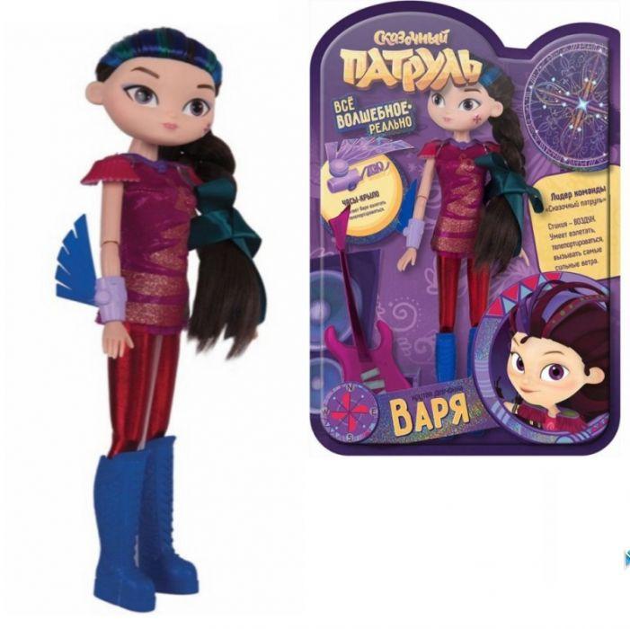 Кукла Сказочный патруль Варя Magic 28 см 4384-2