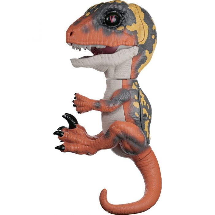 Интерактивный ручной динозавр Fingerlings Untamed Dinosaur - Блейз 3781