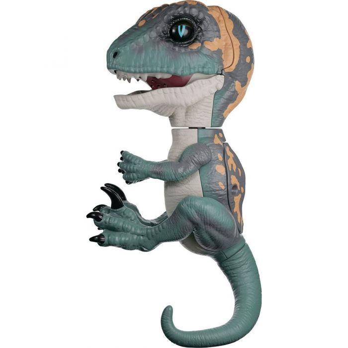 Интерактивный ручной динозавр Fingerlings Untamed Dinosaur - Фури 3783