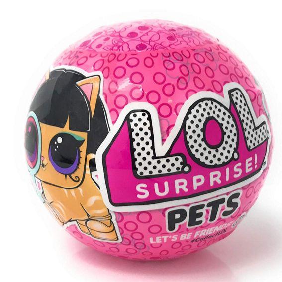 Лол питомцы Декодер LOL Surprise Pets 4-я серия 2-ая волна 552116