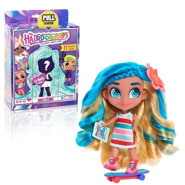 Hairdorables Surprise Dolls  кукла сюрприз 1 серия Styles May Vary 23600