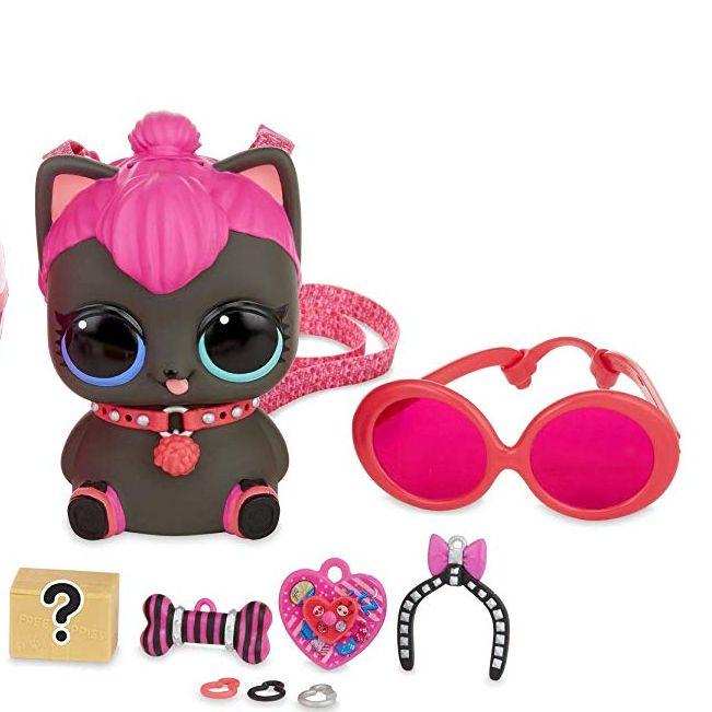 LOL Surprise Biggie Pet Spicy Kitty кукла ЛОЛ сюрприз большой питомец  - Пряный Котенок 552260