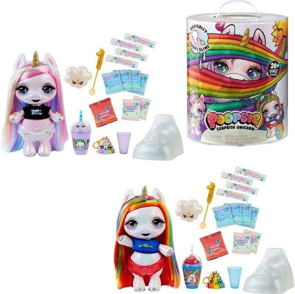 POOPSIE Unicorn Surprise original Единорог Пупси Радужный 20 сюрпризов 551447