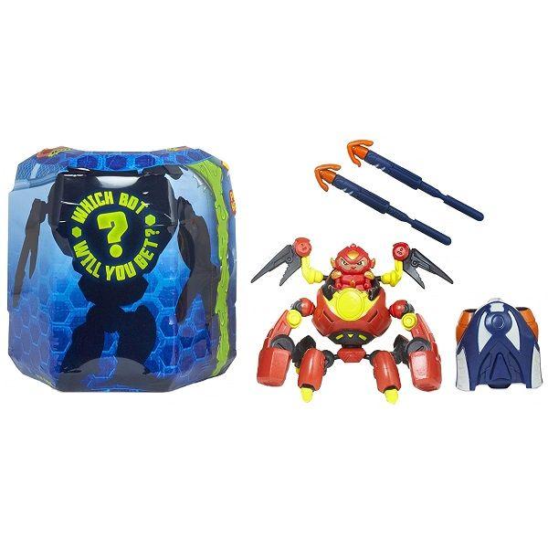 Ready2Robot капсула сюрприз и Горец с оружием 553892