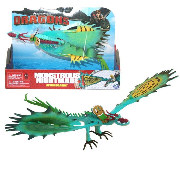 Dragons Monstrous Nightmare Дракон Гигантский Кошмар 66550/17