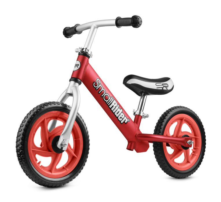 Беговел Small Rider Foot Racer 2 EVA алюминий, колеса ПВХ