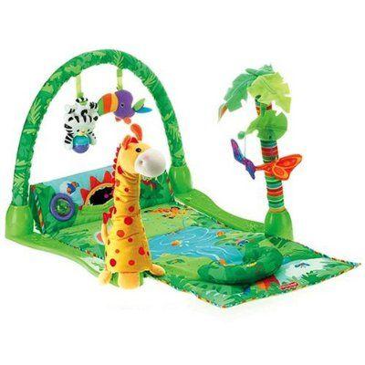 """Fisher Price """"Тропический лес"""" игровой комплекс 3-в-1 M6745"""