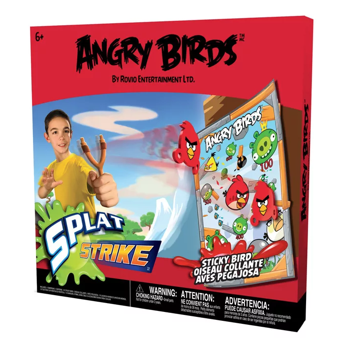 Игра на меткость Angry Birds Сердитые птички 23304