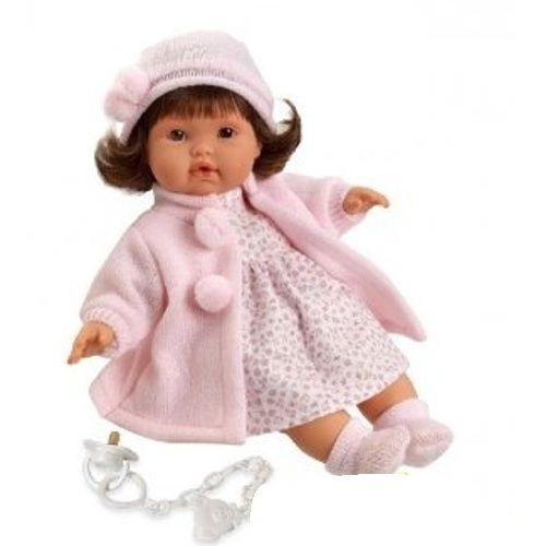 Llorens Кукла пупс Изабелла 33 см L33308