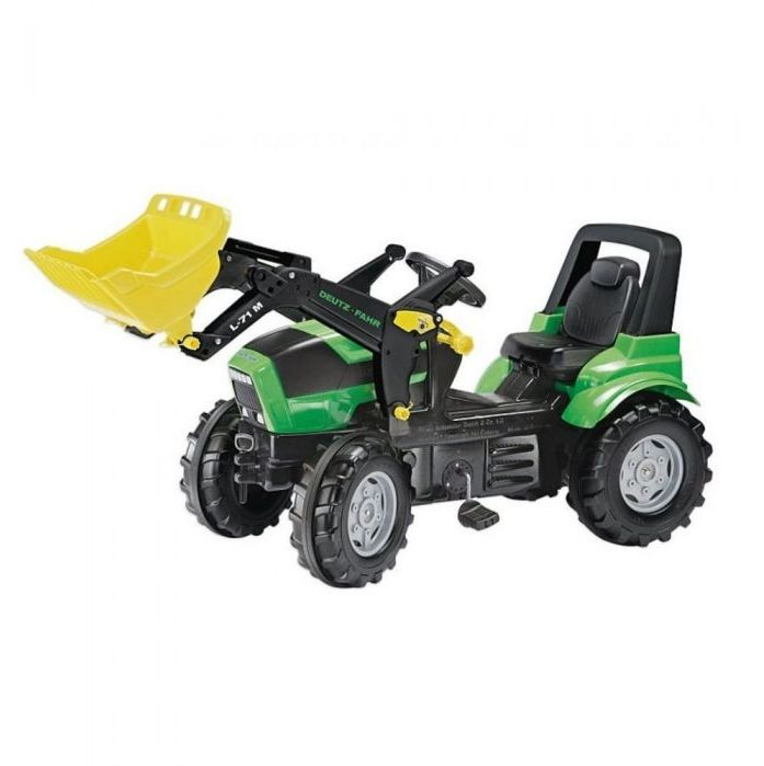 Rolly Toys Трактор педальный rolly Farmtrac Deeutz Agrotron 710034 от 4-х лет